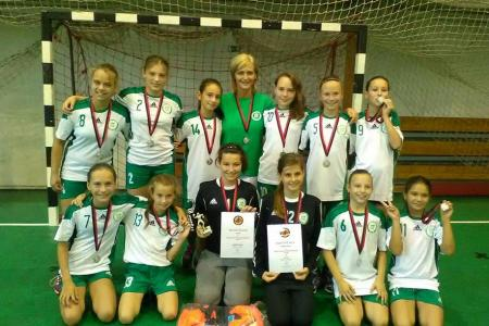 Good Performance in Dorog – Silver Medal for the U11