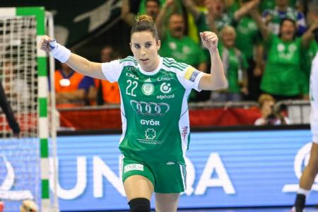 Orbán Adri and Yvette Broch Play in the Hungarian Cup 7th and 1st Time