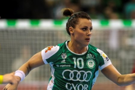 Nora Mörk is leaving Győr at the end of the season