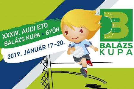 XXXIV. Audi ETO Balázs Cup Győr has been announced!