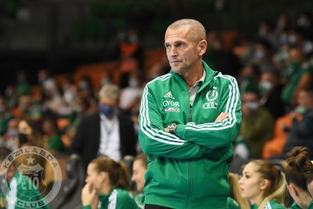 Gabor Danyi leaves Győr at the end of the season