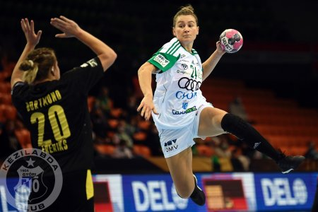 Amanda Kurtovic is temporary leaving Győr